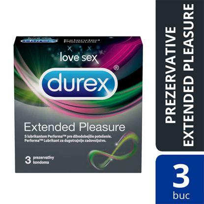 Imagine DUREX EXTENDED PLEASURE X 3 BUCATI